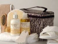Skye Body Travel Kit - Zebra